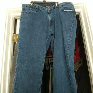 Michael Kors Men's Parker Slim Fit Denim Jeans